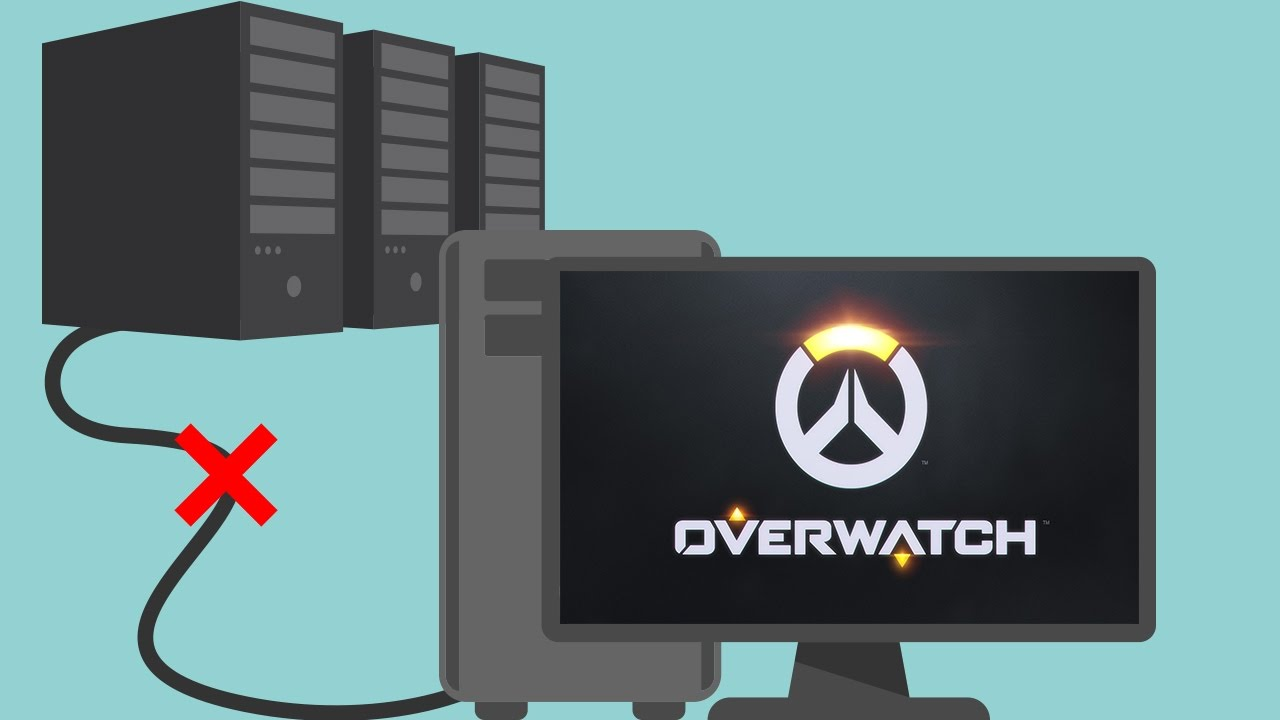 OverwatchLost Connection to the Game Server Rant