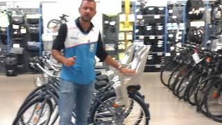 offre spéciale siège bébé + vélo