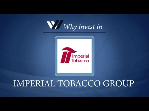Imperial Tobacco Group - Why invest in 2015