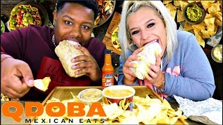 BLOVESLIFE EXPOSED MY RELATIONSHIP| IS NICOLE PREGNANT? DO I USE NICOLE FOR VIEWS? QDOBA MUKBANG👀🌯