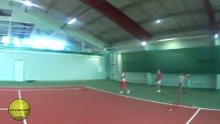 Теннисан Комплекс Удары с отскока/Tennisan Complex