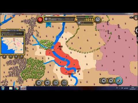 Mi Nuevo Mapa En Funcionamiento (Age Of Conquest IV)