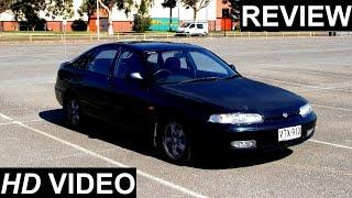 1995 Mazda 626 SDX Review
