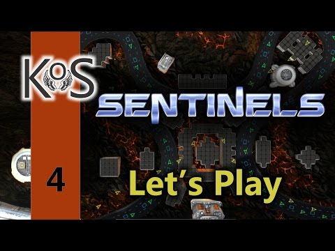 Sentinels Ep 4: City Center - First Look - Let's Play, Gameplay