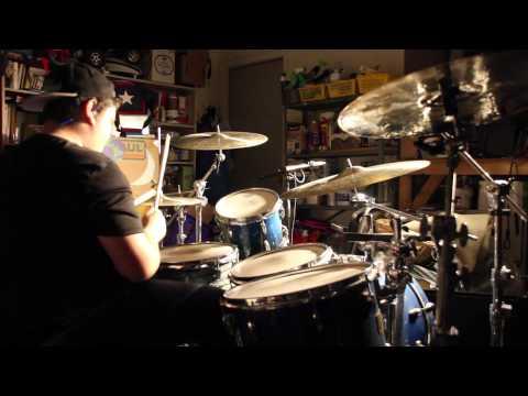 Aaron Gillespie Praise Him Drum Cover