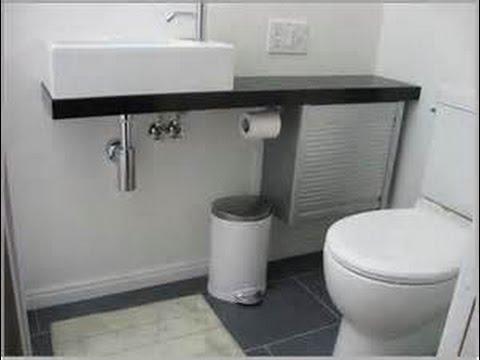 Wall Mounted Sinks Ikea - YouTube