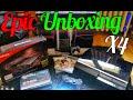 EPIC UNBOXING ! - AVerMedia Extreme Cap U3 + Game Capture HD 2 + PS3 OFW + PS3 Jailbreak !