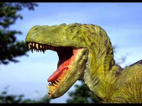 Tribute to Tyrannosaurus