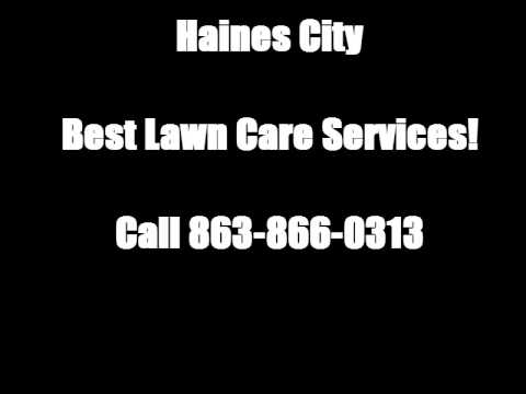 Haines City Best Lawn Care Service | 863-866-0313