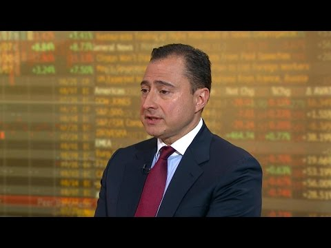 KKR's Alex Navab on Private Equity Market, U.S. Economy