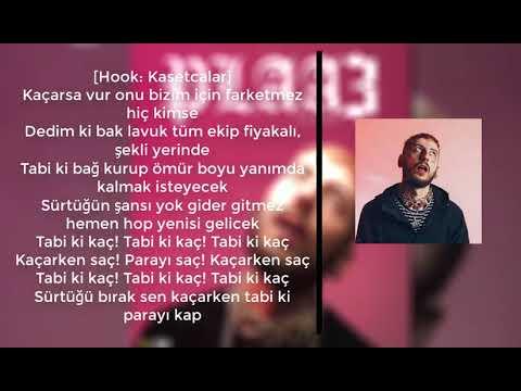 Khontkar-Kaçarsa Vur (Feat.Kasetcalar&Şehinşah)(Lyrics)