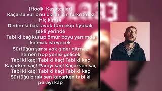 Khontkar-Kaçarsa Vur (Feat.Kasetcalar\u0026Şehinşah)(Lyrics)
