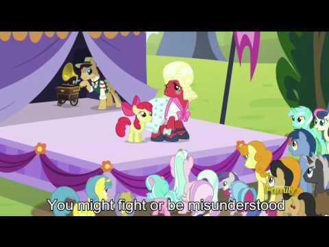 Sisterhood [With Lyrics] - My little pony Friendship is Magic Song