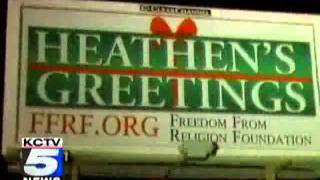 Atheist Billboards - Las Vegas, NV - Freedom From Religion Foundation (FFRF) - Local news