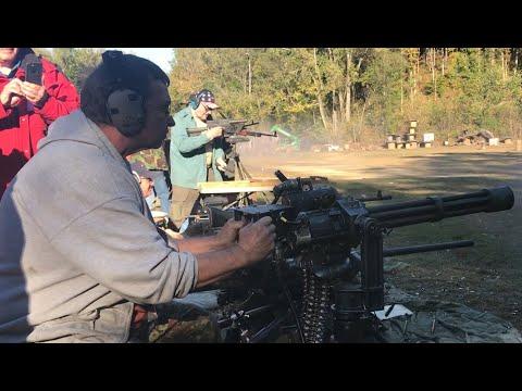 Knob Creek Machine Gun Shoot - Fall 2019