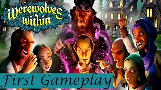 PSVR | Werewolves Within: First Gameplay