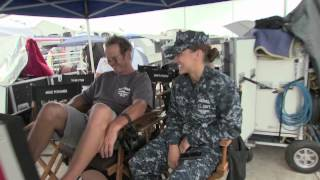 Морской бой, о съемках 2
