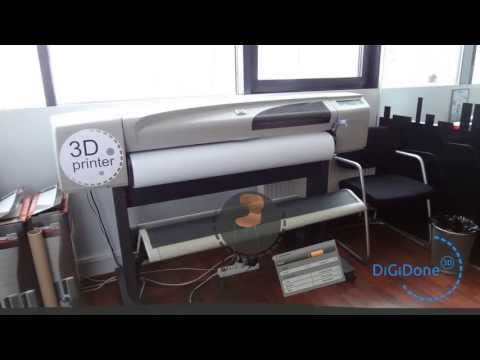 """DiGiDone 3D - Open source virtual prototyping system based on """"Blender"""""""