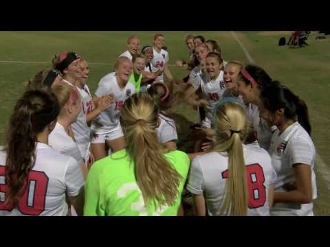 DBU Women's Soccer Wins 2017 Heartland Conference Championship