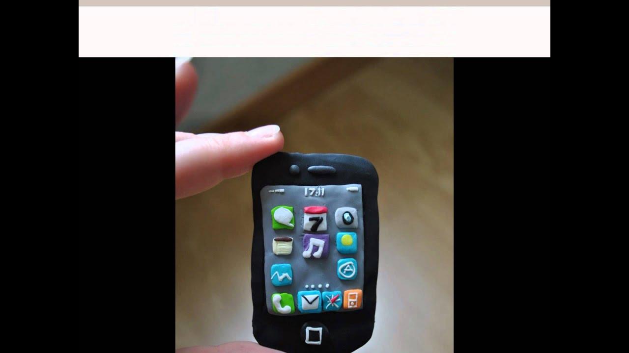 Tuto fimo iphone