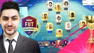 FIFA 19 PERFECT START in FUTCHAMPIONS - GOALS GALORE in THE WEEKEND LEAGUE!!!!