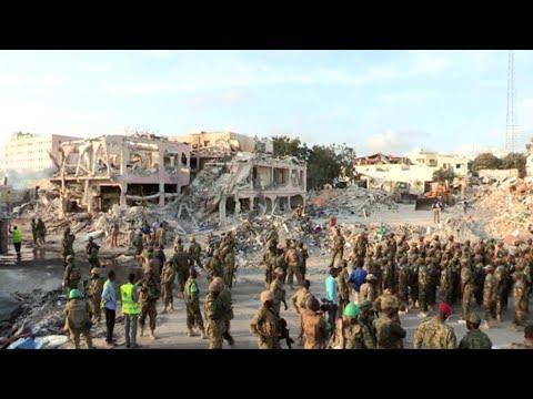 Over 300 killed in Somalia's worst ever terror attack