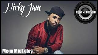 """Nicky Jam - Mix Exitos - """"BASS BOOSTED"""""""