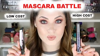 MASCARA! Low cost VS High cost
