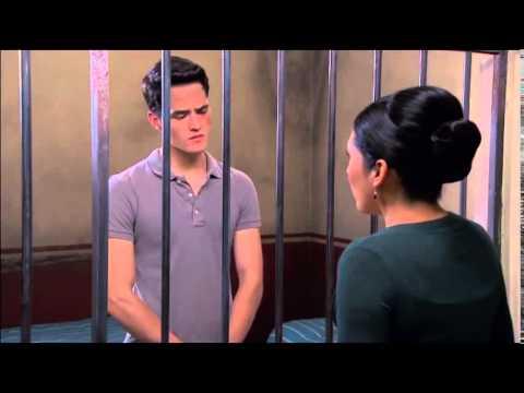 La Patrona - Episode 116 - Poncia rend visite à David en prison