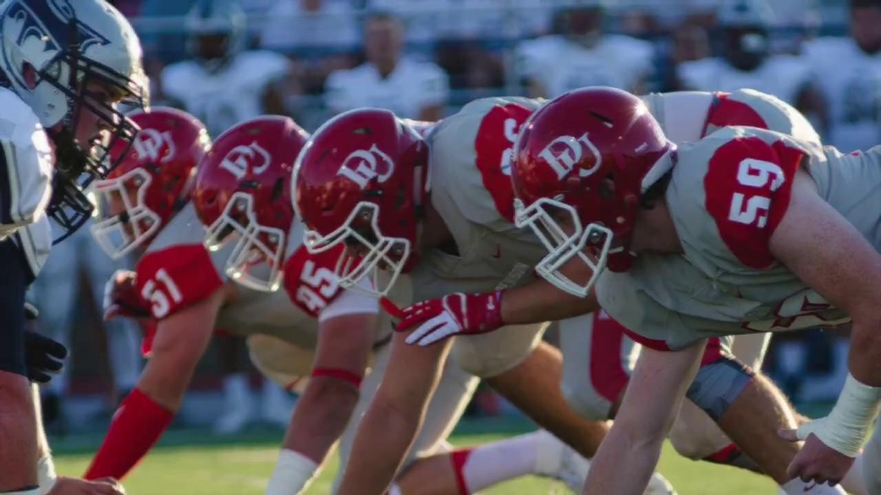 Denison University Football >> Denison University Football Highlights 2016