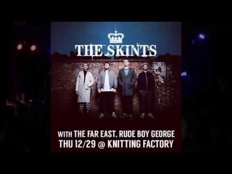 The Skints - Ratatat - LIVE at the Knitting Factory 12/29/16