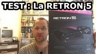 Test français retron 5 : La console retrogaming multi supports !