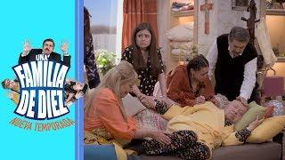 Una familia de 10: El tesoro del abuelo | C11 - Temporada 2 | Distrito Comedia