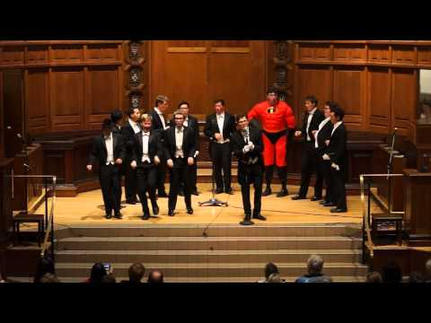 Midnight Train to Georgia - The Yale Whiffenpoofs of 2015