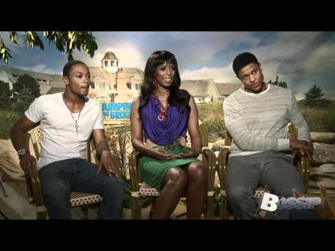 Romeo Flirts With Tasha Smith And Pooch Gets At Bossip
