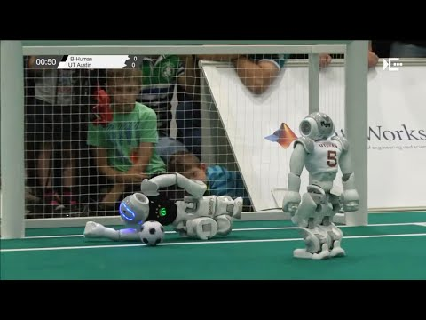 RoboCup 2016 SPL Final Penalty Shoot-out