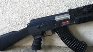JG Tactical RIS AK47 Review & Shooting Test & Update (Airsoft AEG)
