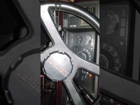 Gauges 1990 Chevy 1500