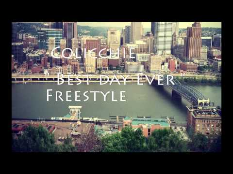 "Colicchie "" Best Day Ever "" Freestyle - My depression"