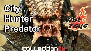 Hot Toys City Hunter Predator Review- CollectionDX