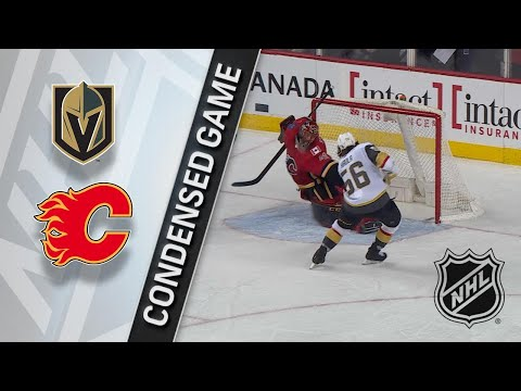 01/30/18 Condensed Game: Golden Knights @ Flames
