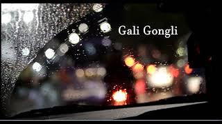 Iwan Fals - Gali Gongli (covered by Dono)