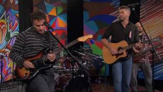 "Simplified  performing ""Wake and Bake"" at WCCB Television"