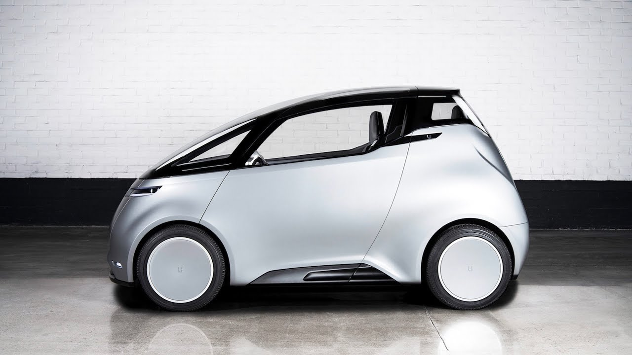Uniti One Swedish Electric Car Youtube