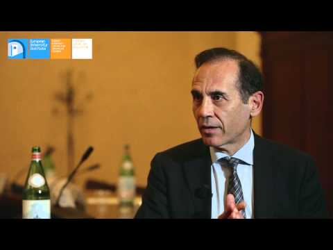 Funding energy efficiency | Juan Alario, European Investment Bank