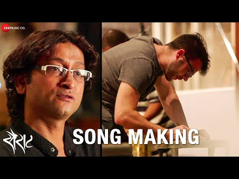 Sairat Movie - Ajay-Atul recording with Live Symphony Orchestra in Hollywood