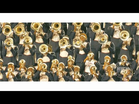 In Those Jeans  Tennessee State University Marching Band 2015  Filmed in 4K