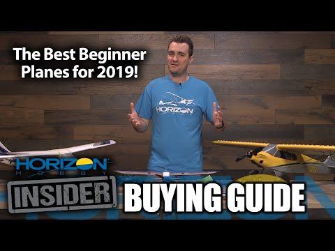 Horizon Insider Buying Guide: Best Beginner Planes for 2019!