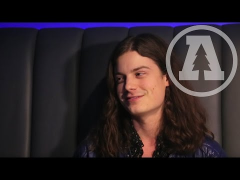 BØRNS On Being a Professional Child Magician - Audiotree Green Roomers