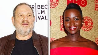 Lupita Nyong'o Details Gross Harvey Weinstein Experience